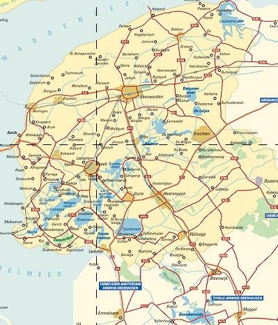 Motorboottouren In Friesland